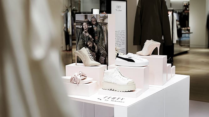 FENTY x PUMA - Pop-up store