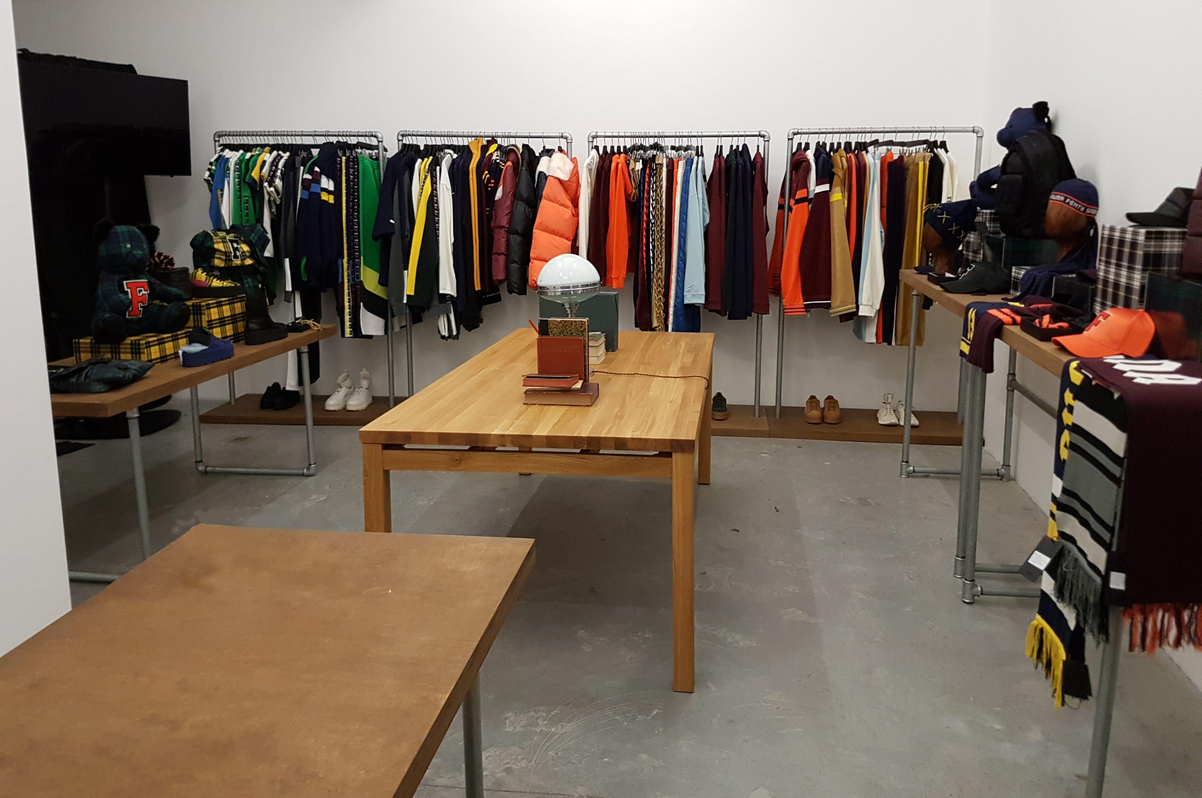 FENTY x PUMA – Showroom éphémère
