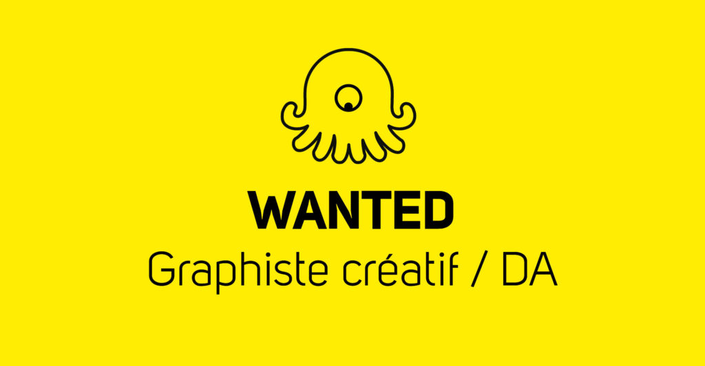 GRAPHISTE WANTED