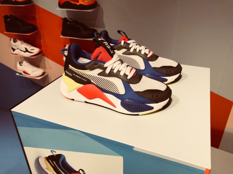 Puma - Zone citadium RS-X