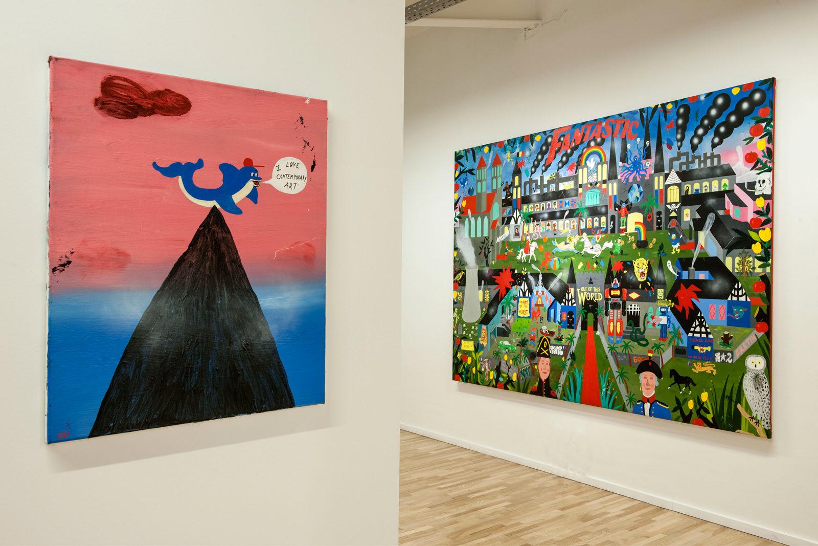 Laurent Impeduglia s'invite dans les musées du monde réel